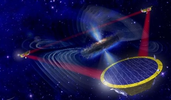 Laser Interferometer Space Antenna