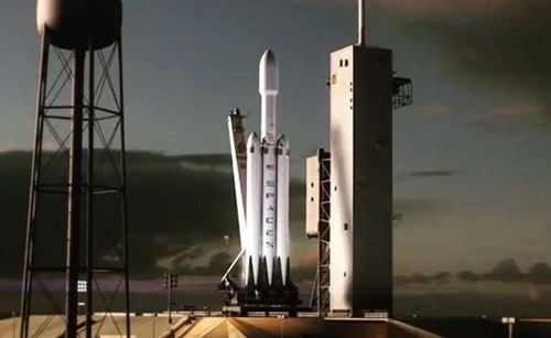 Falcon-Heavy