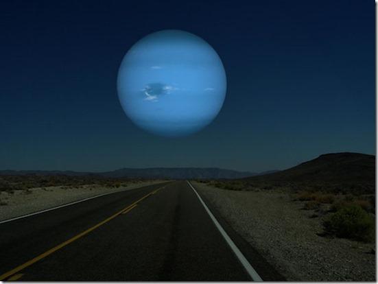 Neptun-on-sky