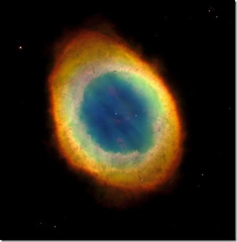 planetary nebulae the Ring Nebula M57