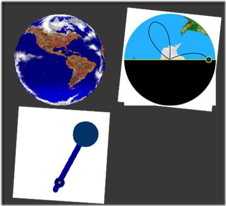 pendulum-south-pole